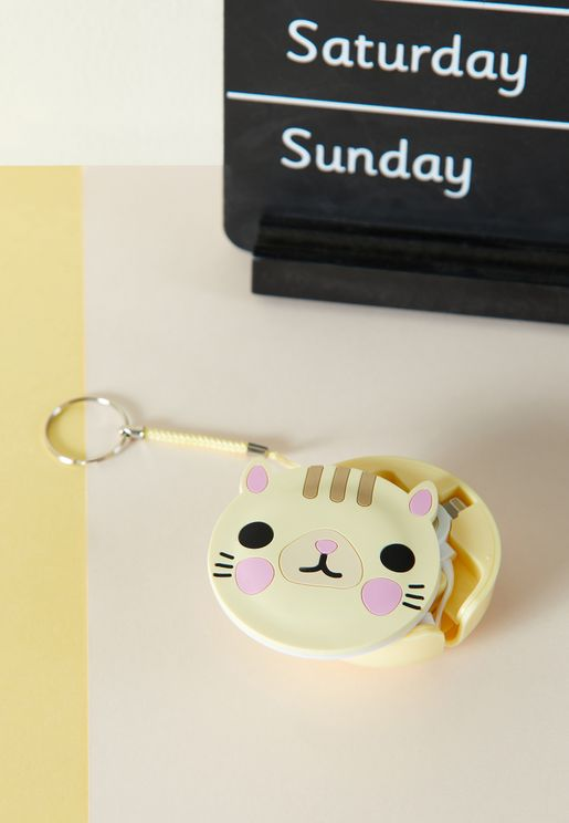 Cat Retractable charger