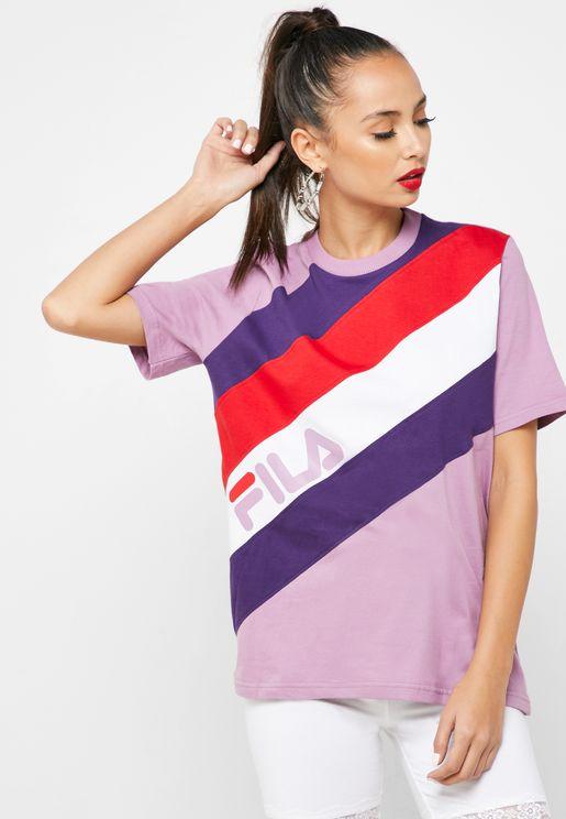 Cho Striped T-Shirt