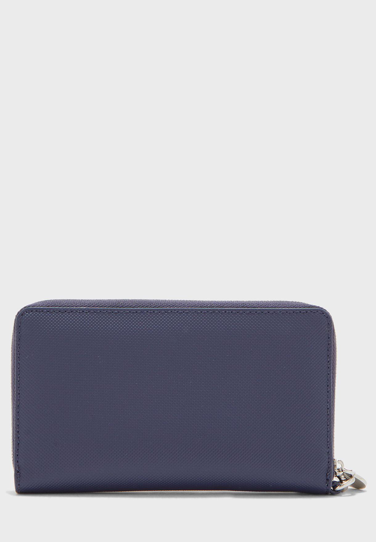 محفظة بحمالة خصر