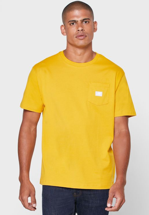 Athletics Pocket T-Shirt