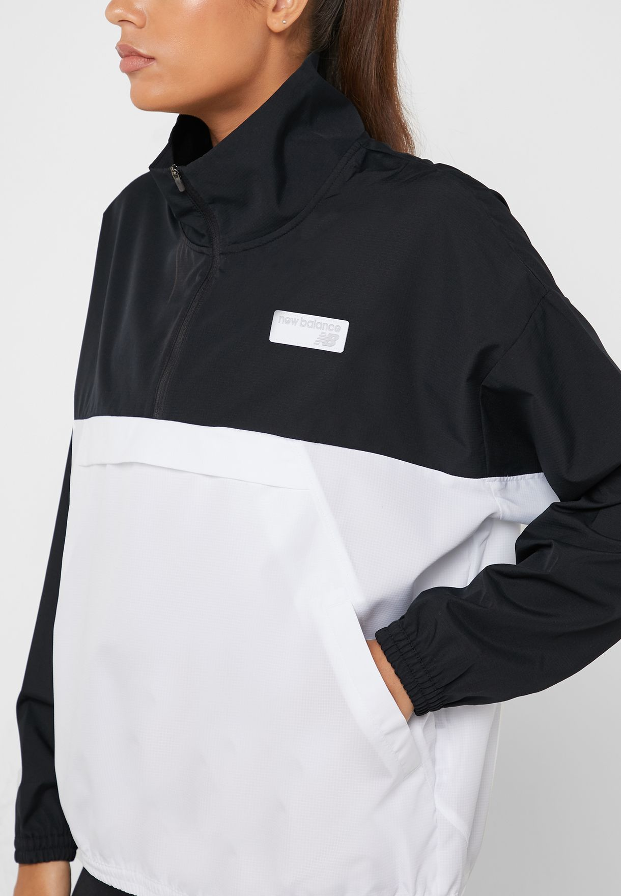 Athletics Windbreaker Jacket