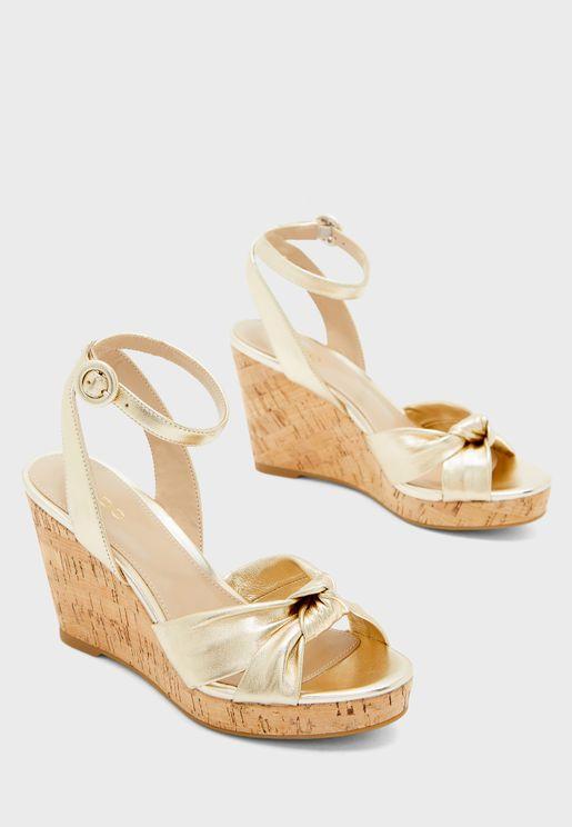 Duffryn Ankle Strap Sandal
