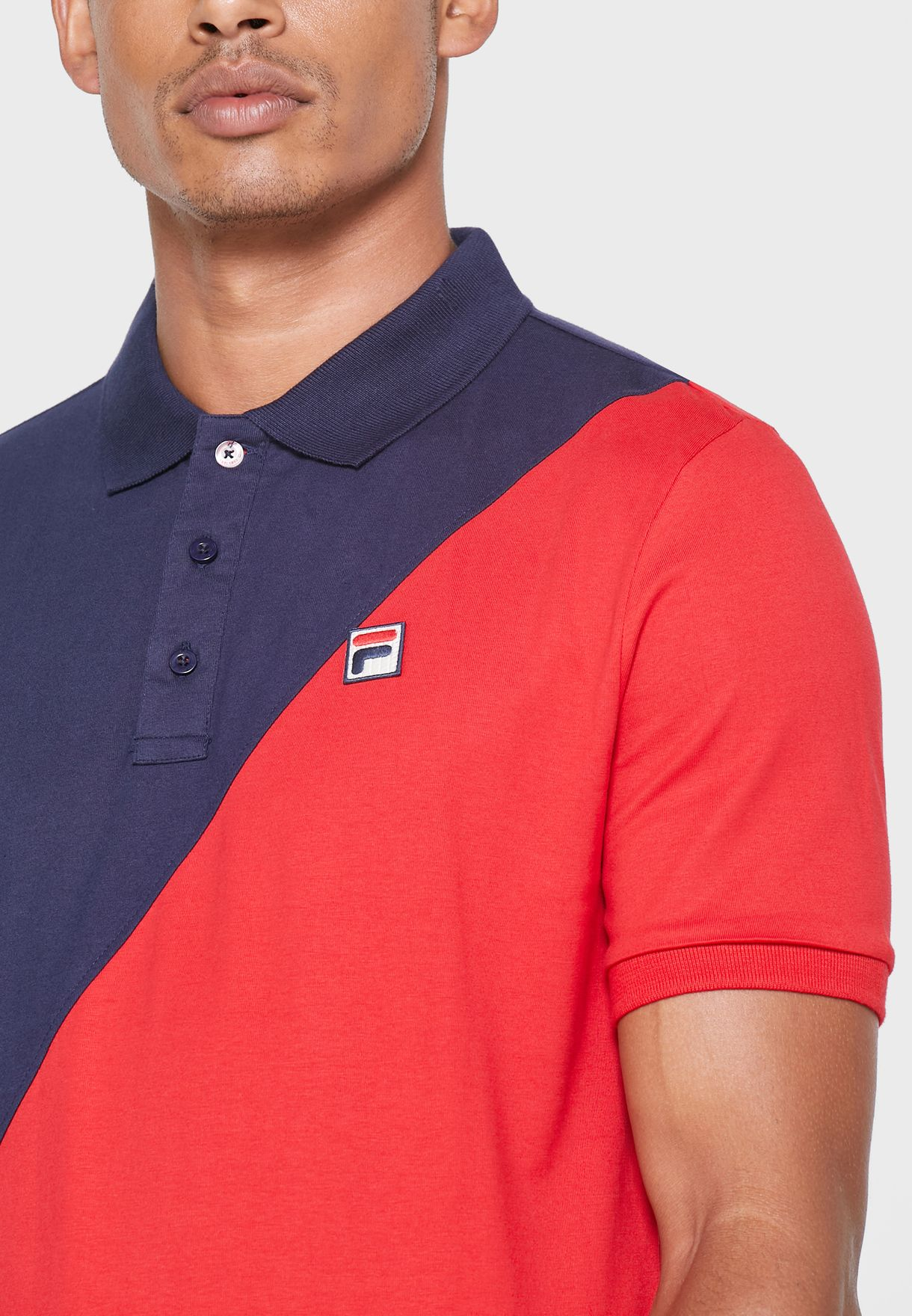 Anton Cut Sew Polo