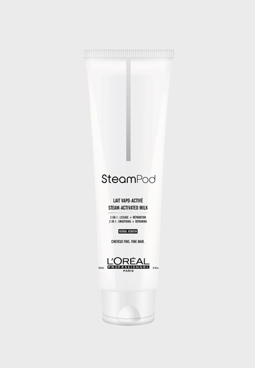 Steampod Steam-Activated Milk For Fine Hair 150ml