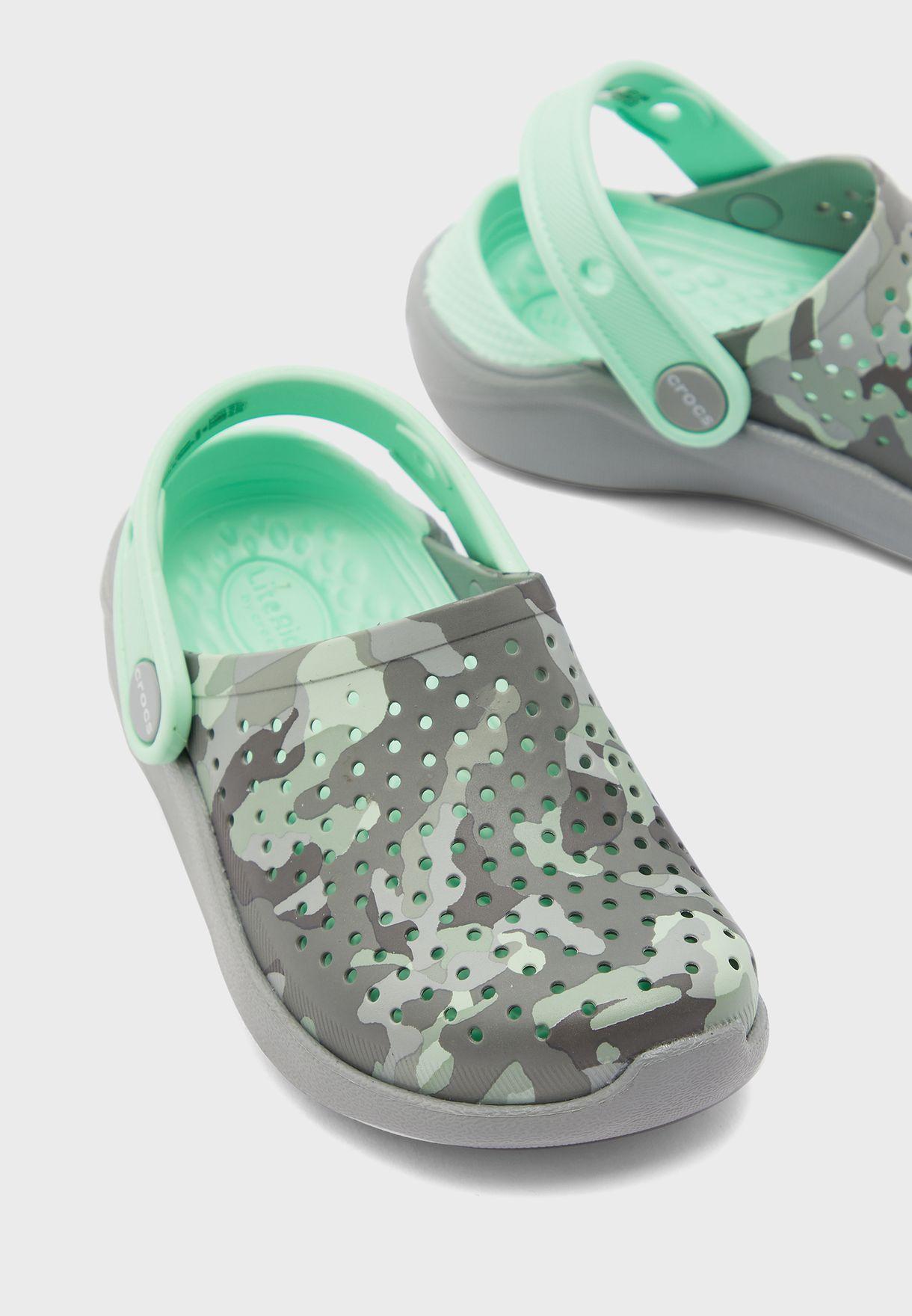 Youth Printed Sandal