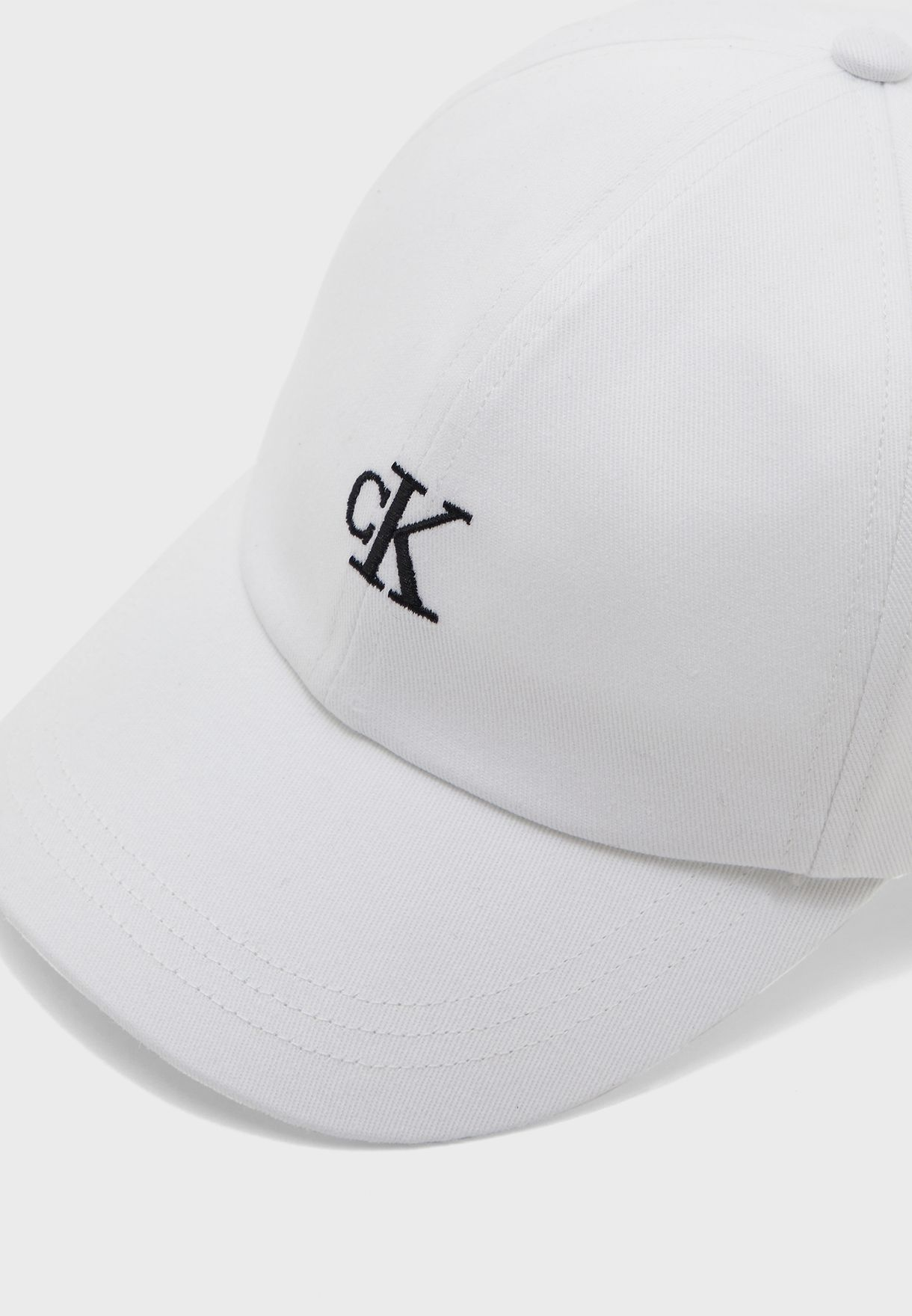 Kids Monogram Baseball Cap