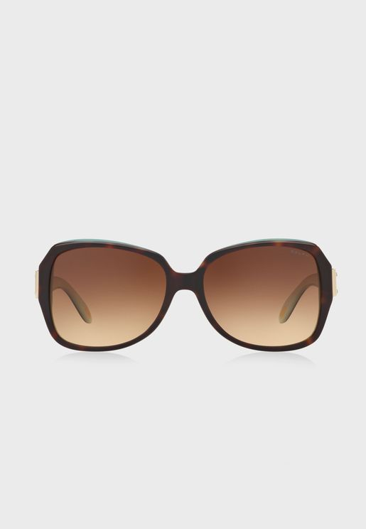 0Ra5138 Square Sunglasses