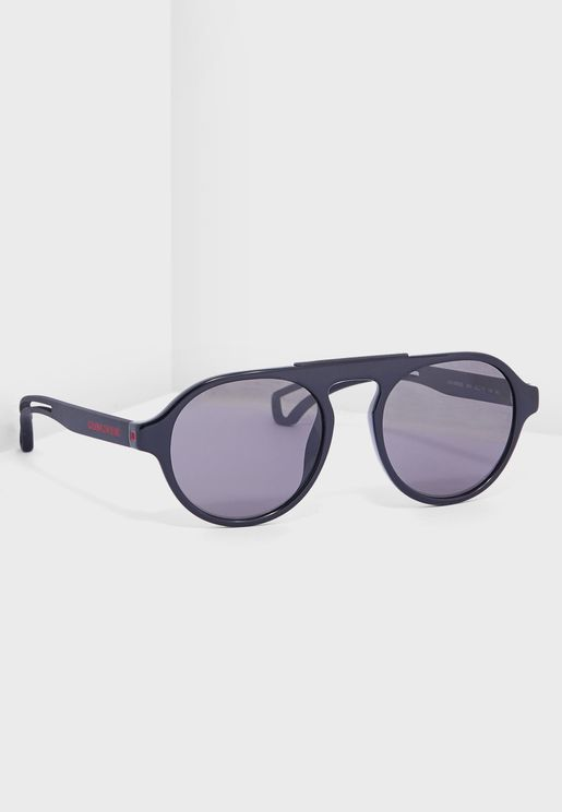 CKJ19502S Top Bar Sunglasses