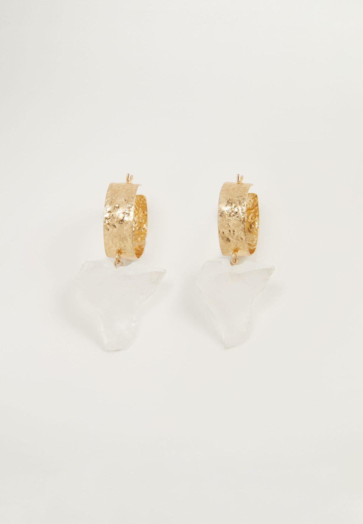 America Drop Earrings