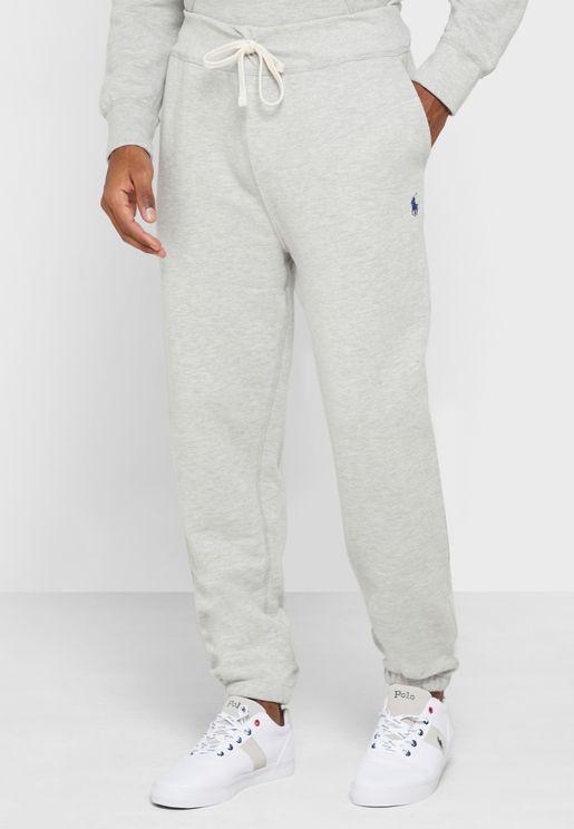 Drawstring Relaxed Pants