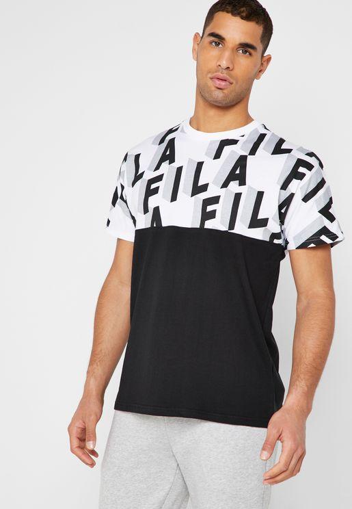 Haze AOP 3D T-Shirt