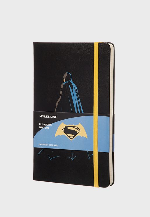دفتر ملاحظات بطباعة باتمان