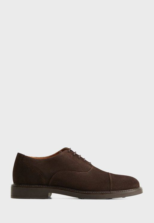 Leolight Formal Lace up
