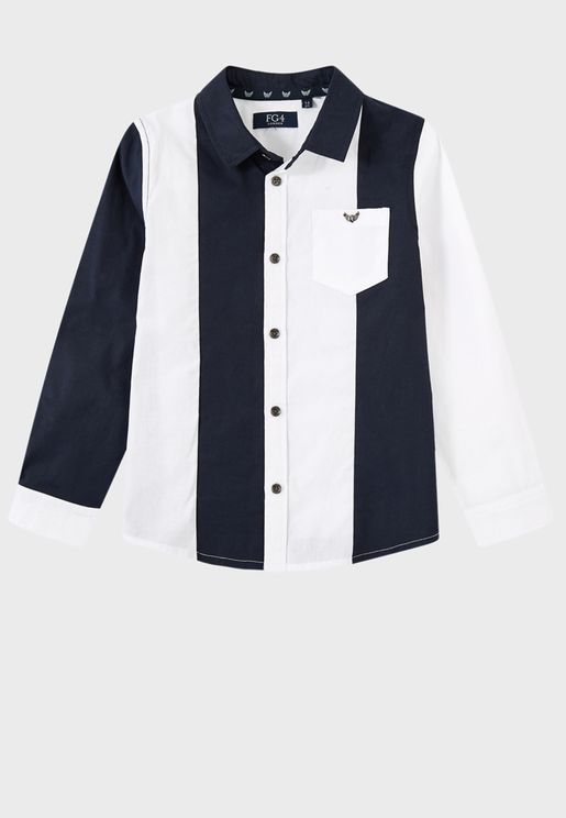 Kids Lewis Shirt