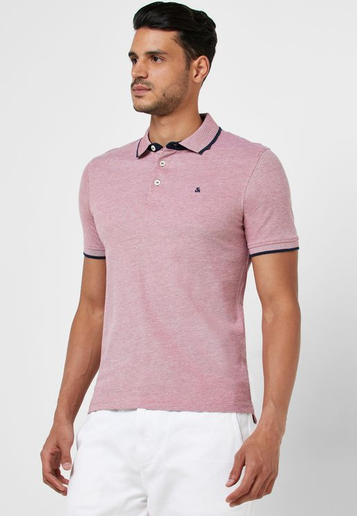 Paulos Slim Fit Polo