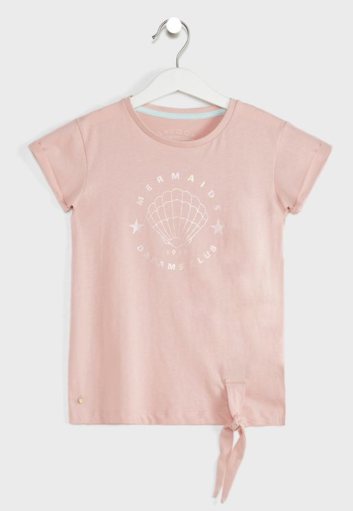 Kids Mermaid T-Shirt