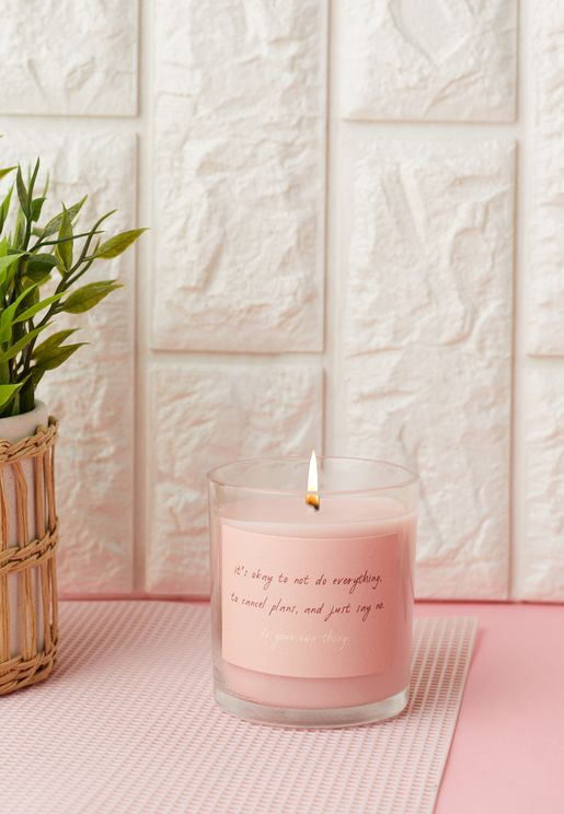 Talk To Me Candle Small