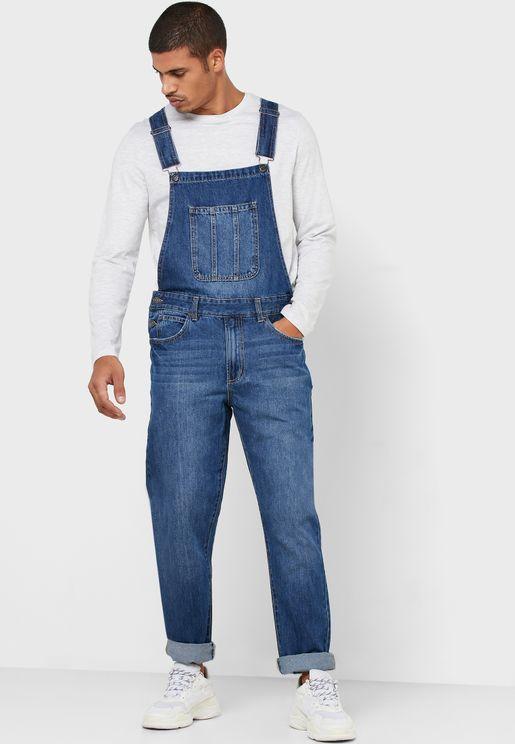 اوفرول جينز