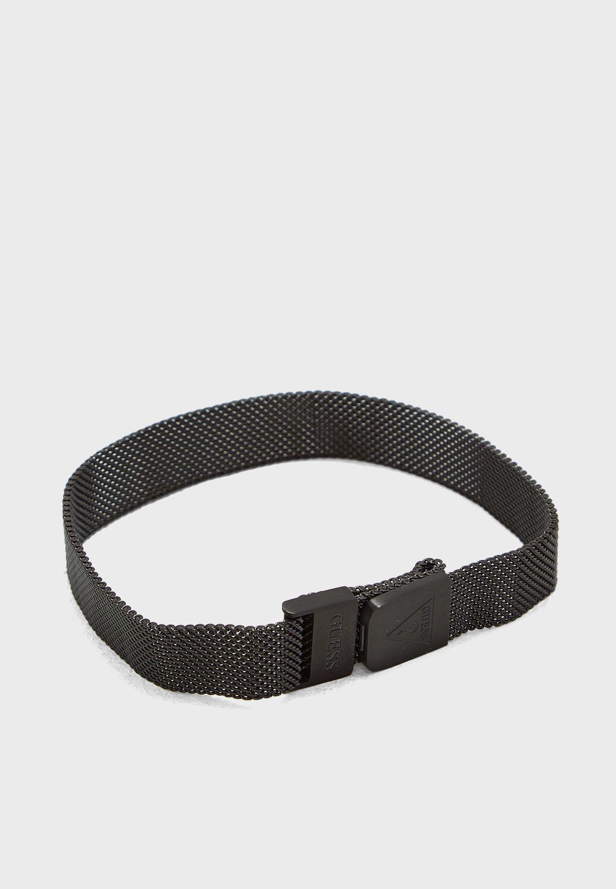 Mag Closure Mesh Bracelet