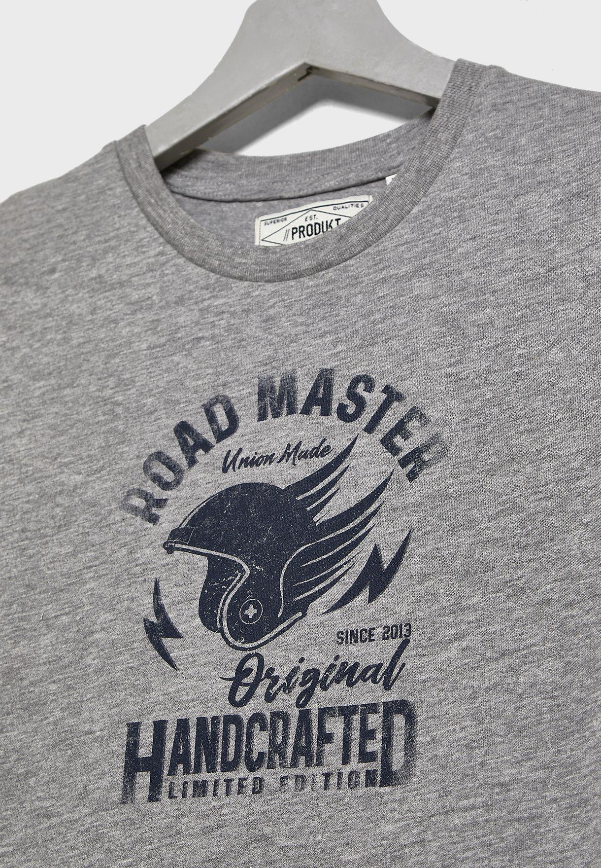 Kids Road Master T-Shirt