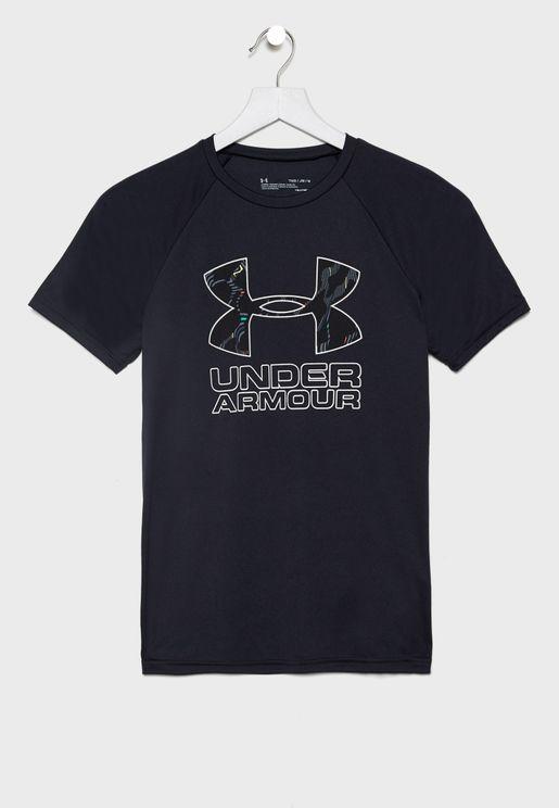 Youth Tech Hybrid T-Shirt