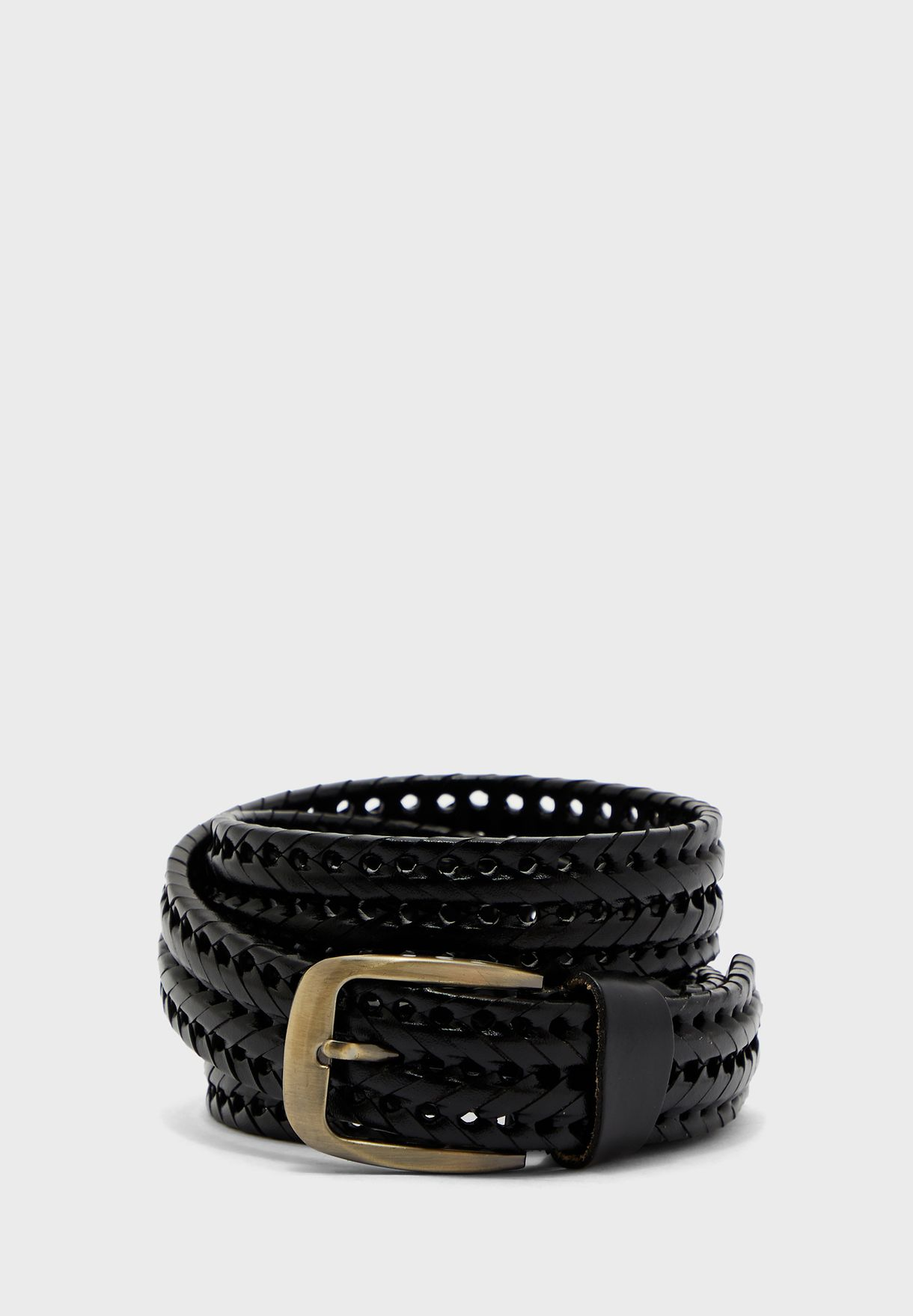 Weaved Casual Belt