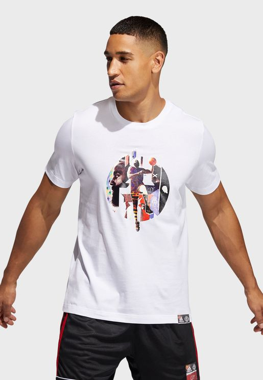 Harden Abstract T-Shirt