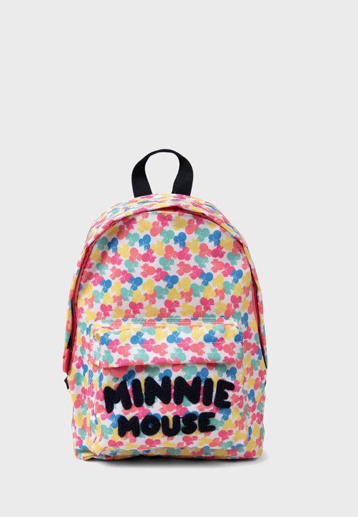 Kids Minnie Backpack