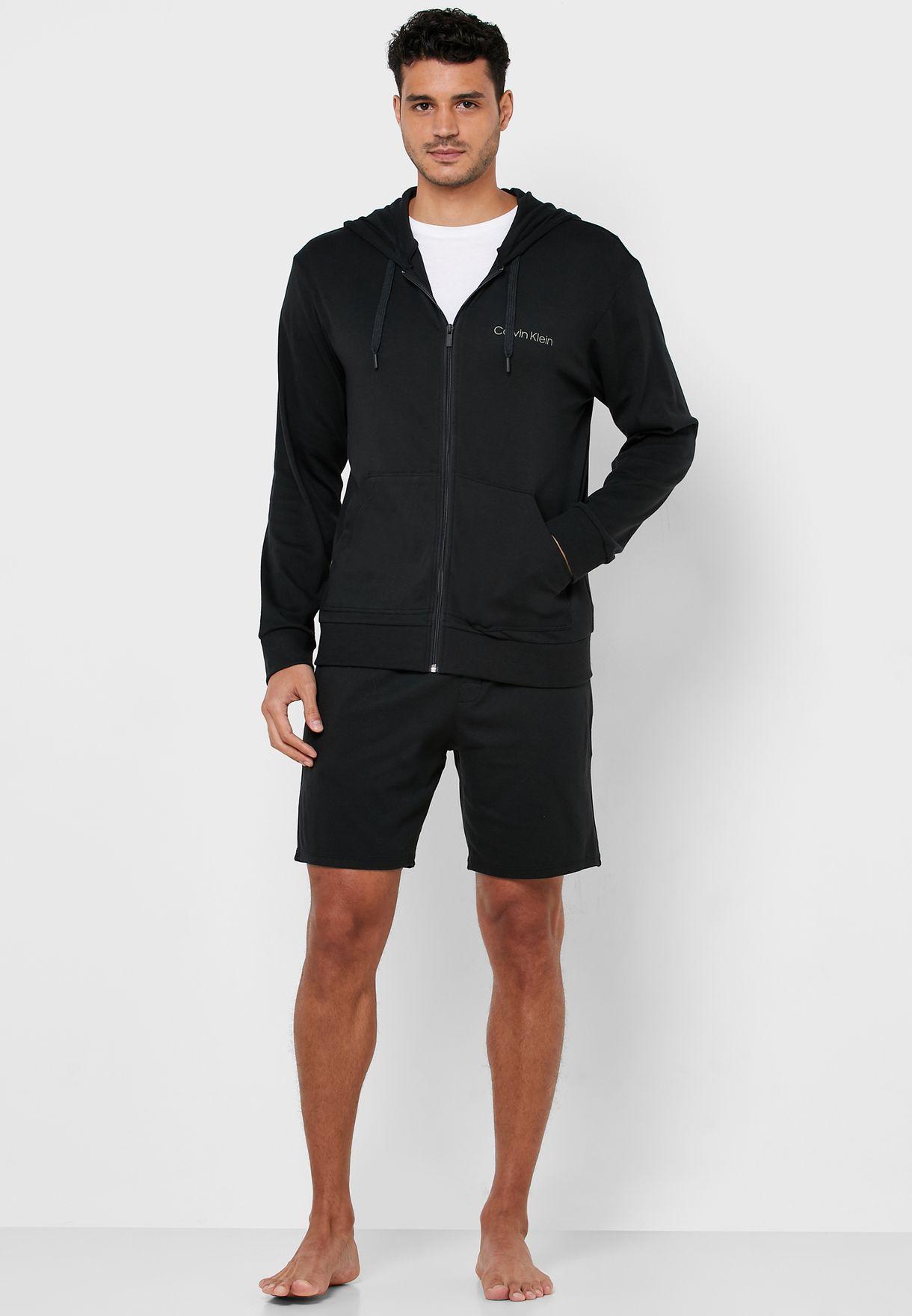 Logo Pyjama Shorts
