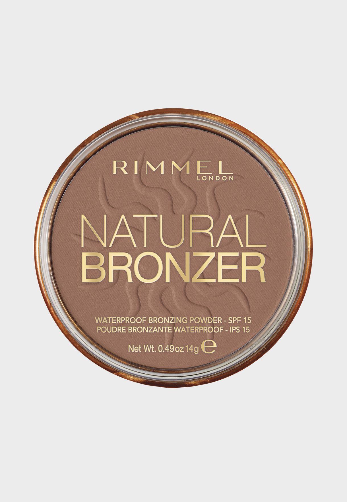 برونزر طبيعي للبشرة - 26 صن كيسد