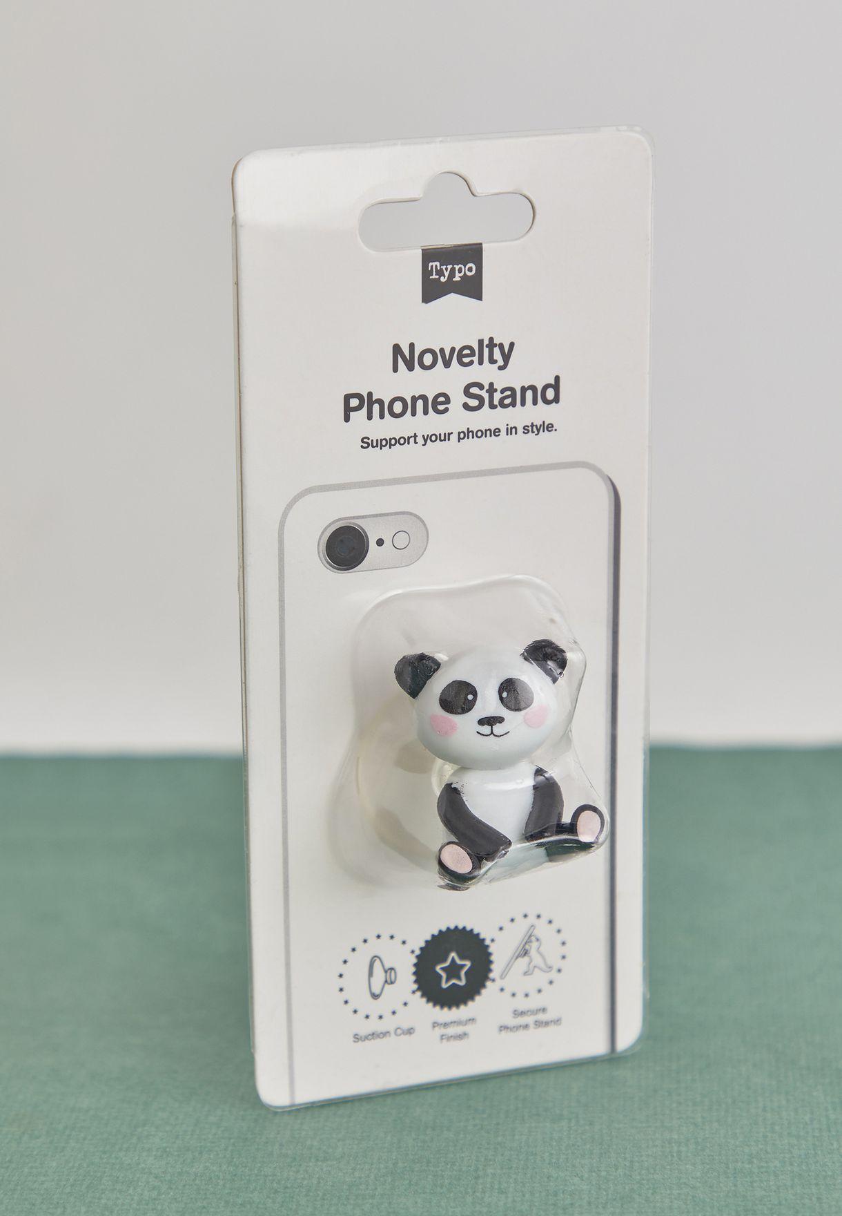 حامل الهاتف علي شكل الباندا