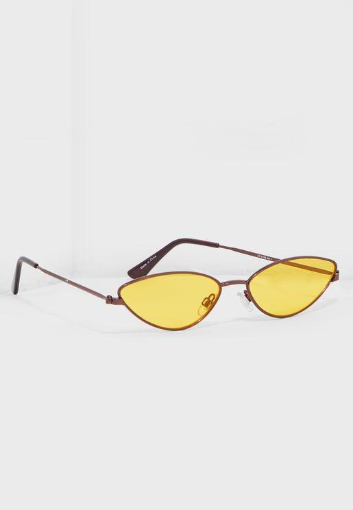 Small Cateye Sunglasses