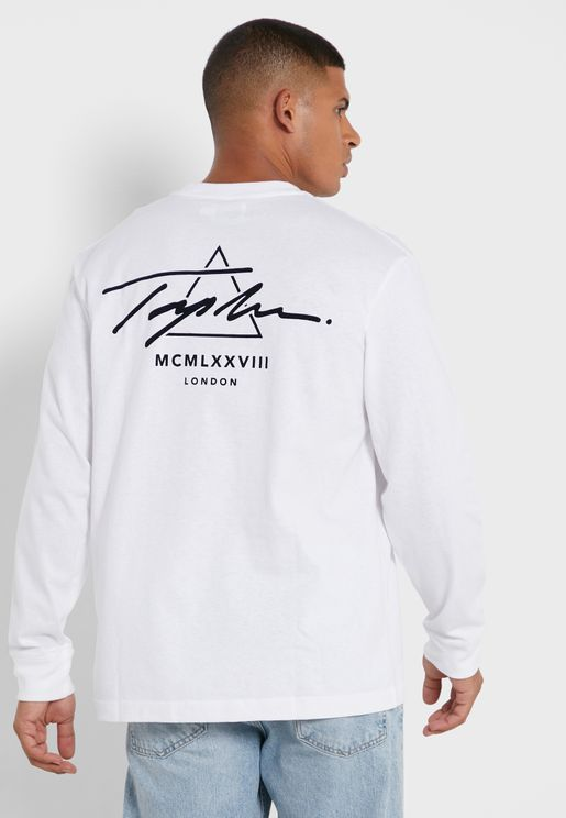 Prism Signature Crew Neck T-Shirt