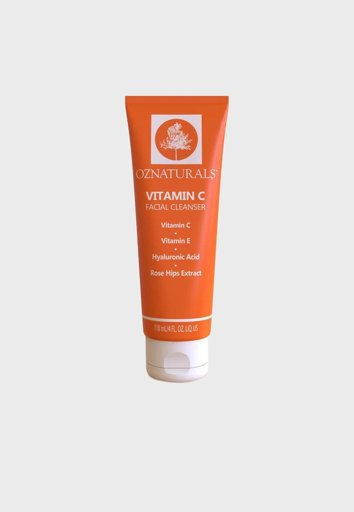 Vitamin C Facial Cleanser 118ml