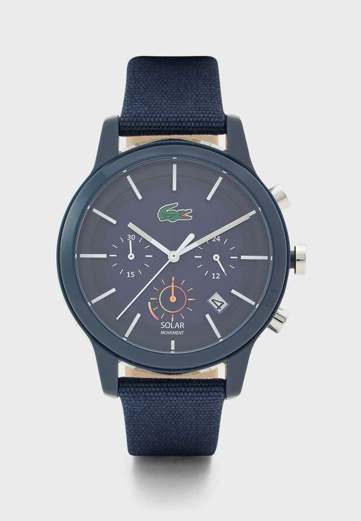 Lacoste.12.12 Solar Analog Watch