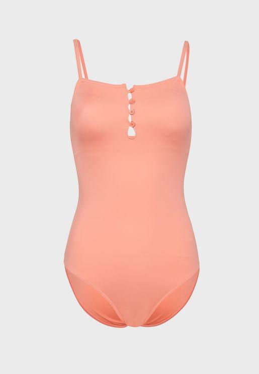 Front Detail Swimsuit