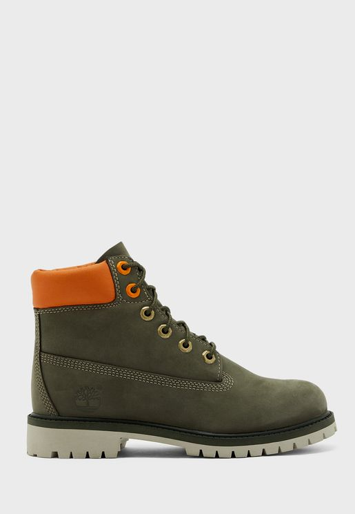 "Kids 6"" Premium WP Boot"
