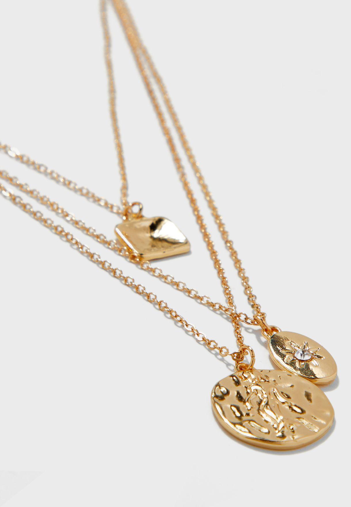 Nola Layered Necklace