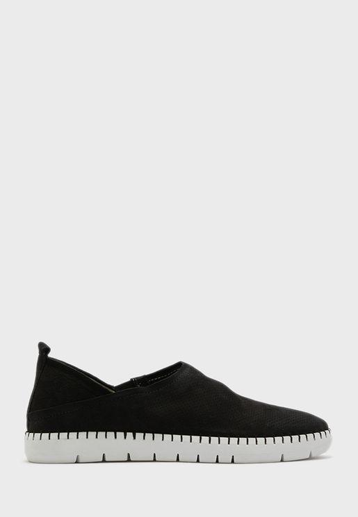 Casual Slip On Sneakers