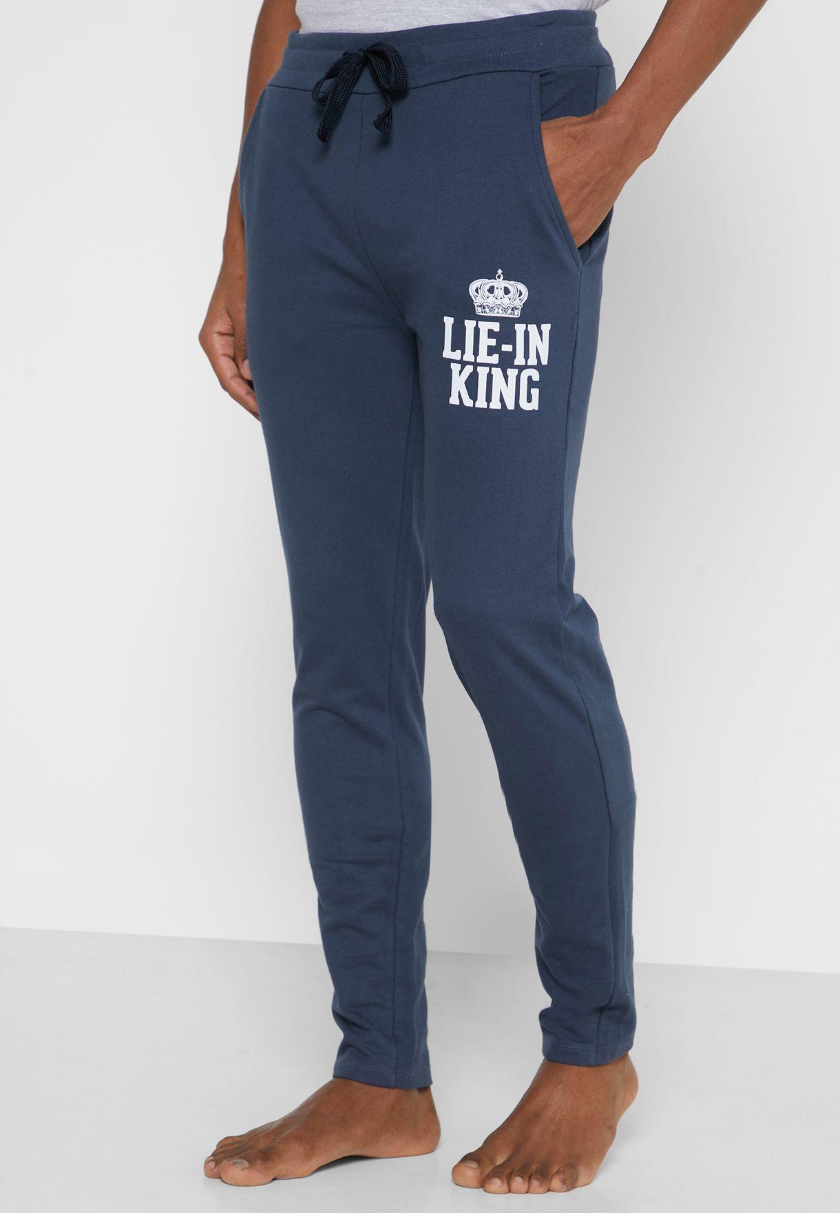 Lie-In King Pyjama Set