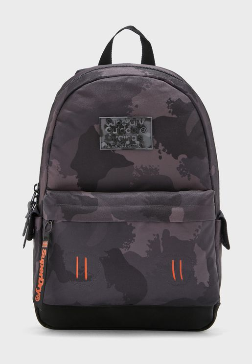 Disruptive Camo Backpack