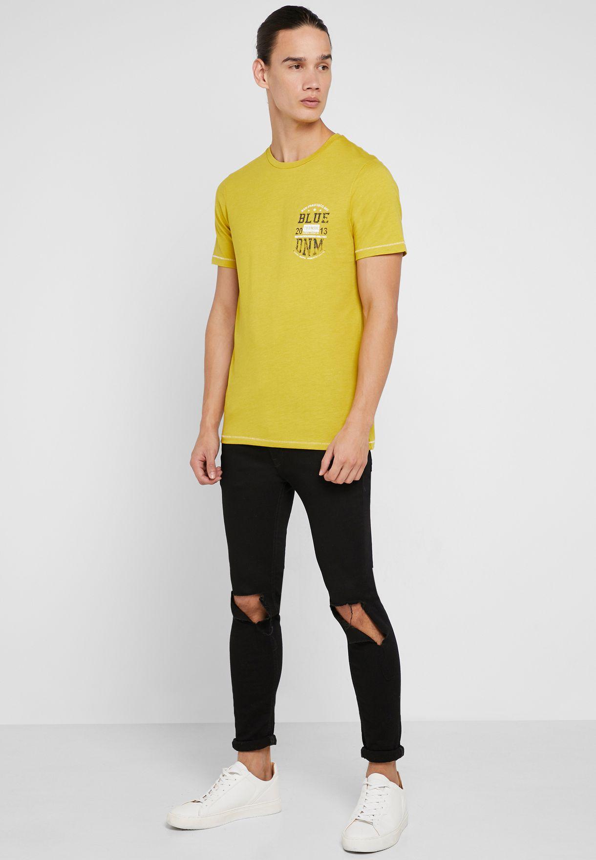 Quality Crew Neck T-Shirt
