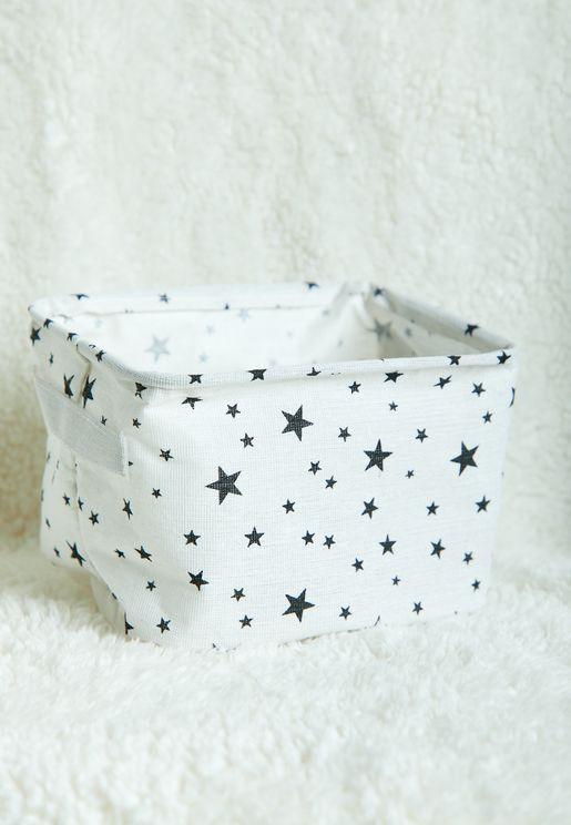 Printed Storage Basket