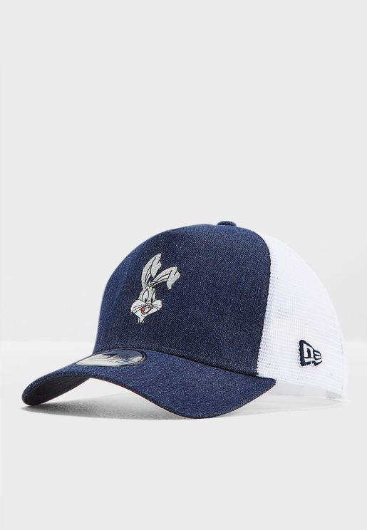 9Forty AF Bugs Bunny Trucker Cap