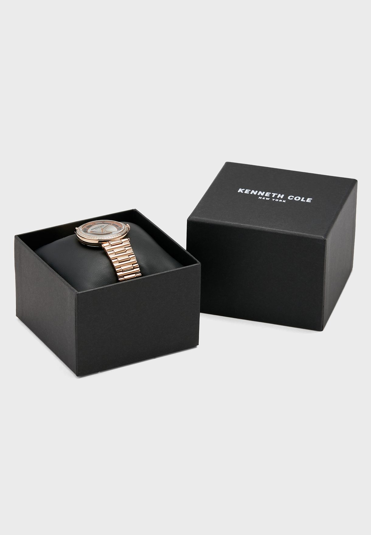 KC51009002 Steel Strap Analog Watch