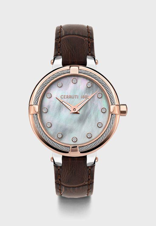 Gardena Analog Watch