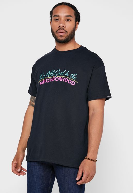 Bugs Bunny All Good In The Neighborhood T-Shirt