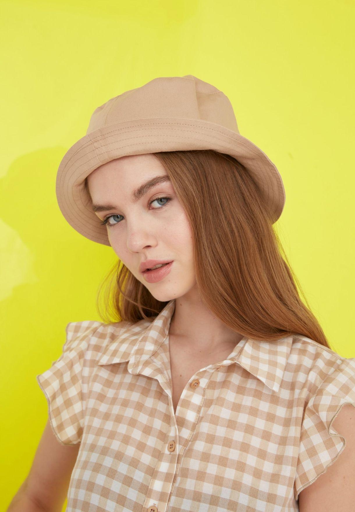 Stone Bucket Hat