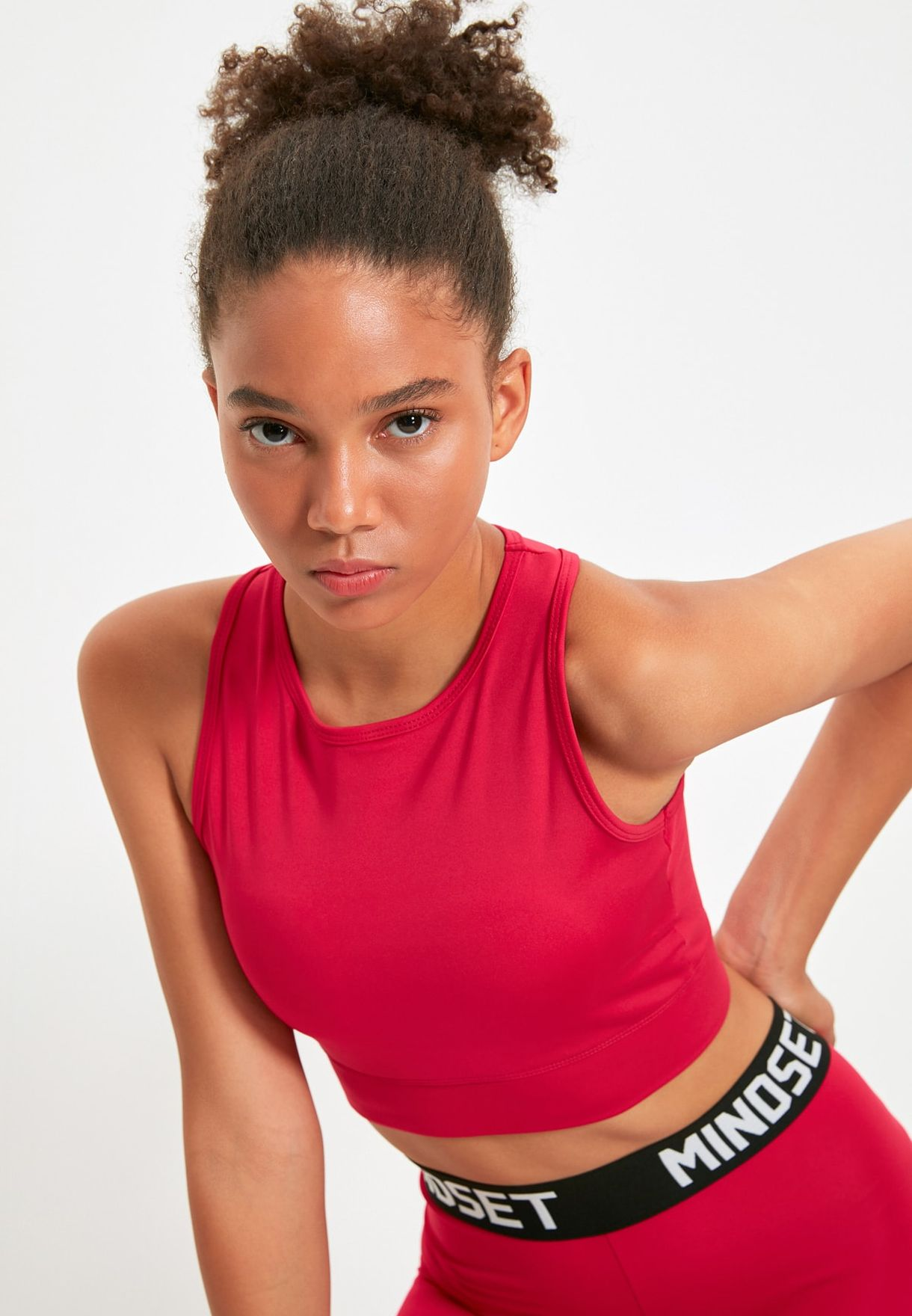 Knitted Sports Bra
