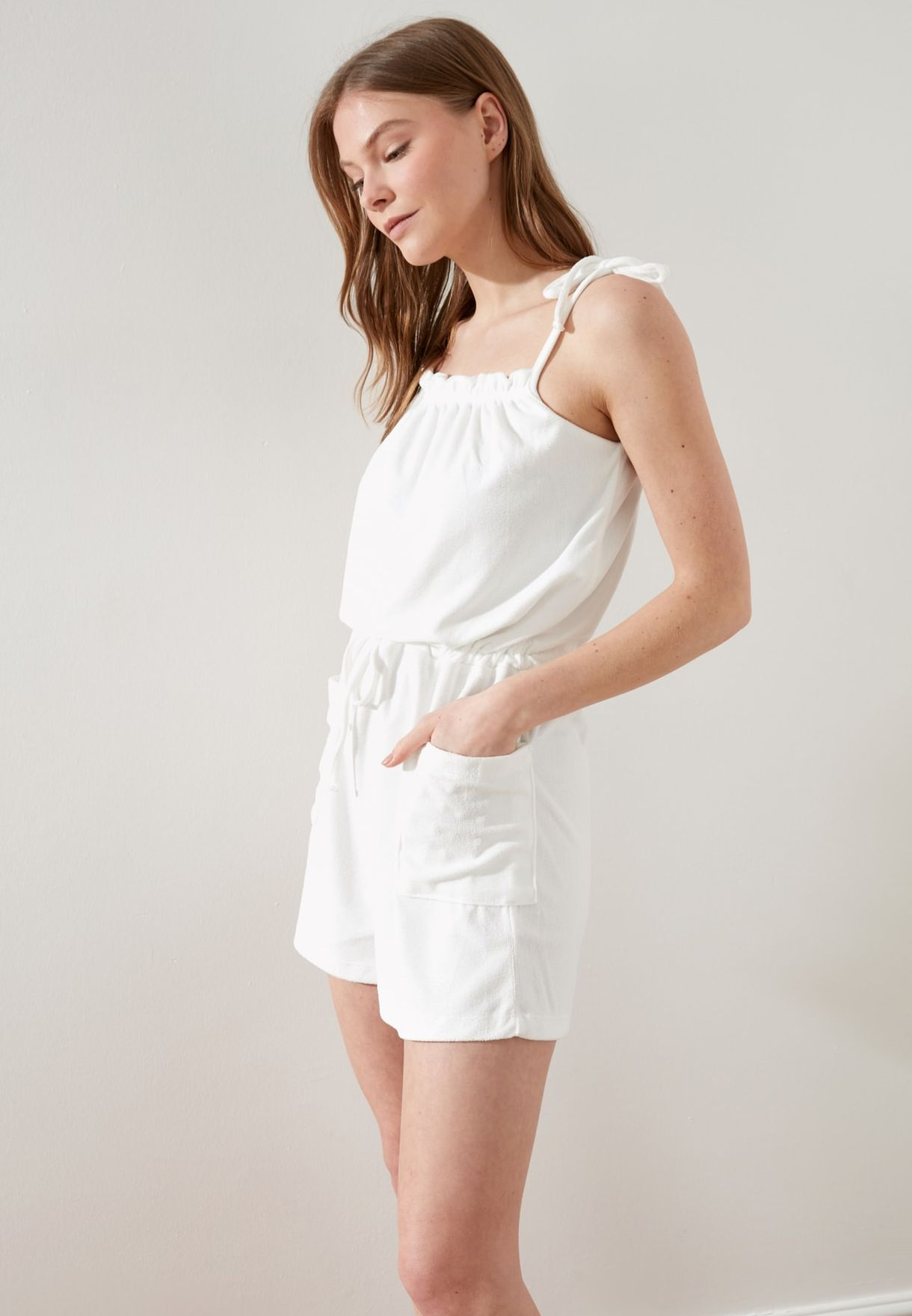 Knitted Playsuit